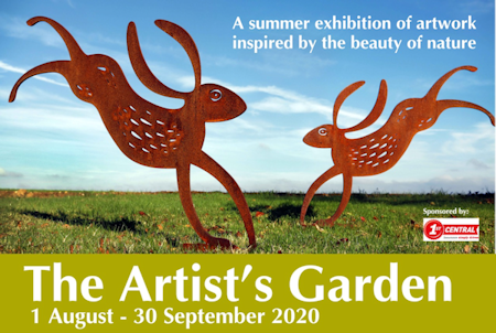 The Artists Garden Exhibition
