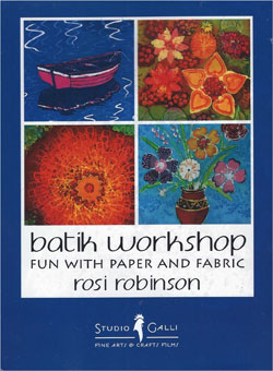 Rosi Robinson Publications