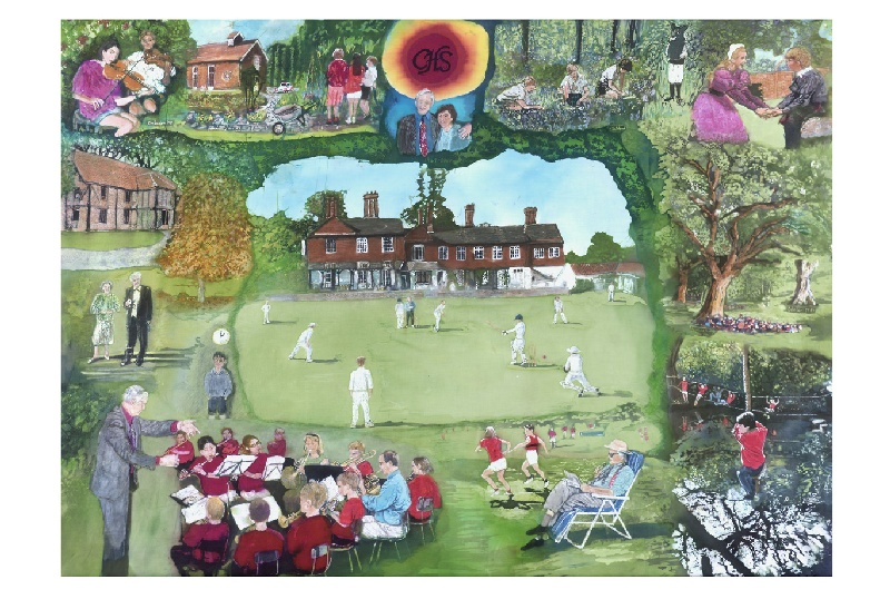 Memories of Cumnor House School 1969 - 2000'