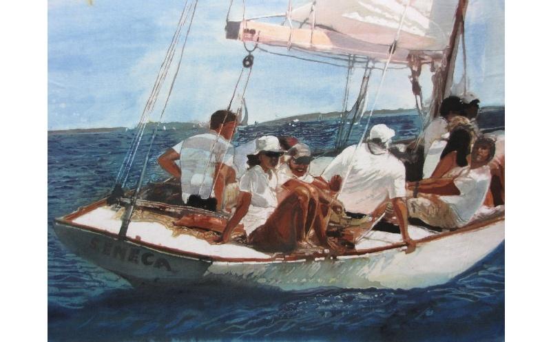 Seneca Crew