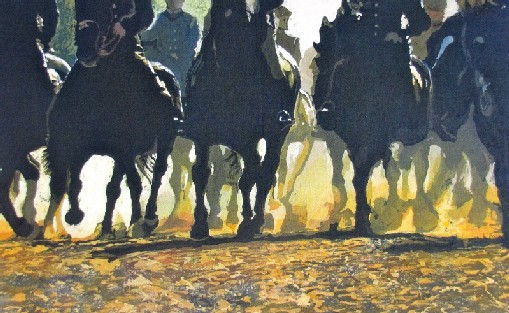 The Sound of Galloping Horses