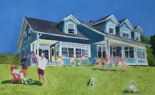The Finney Family House