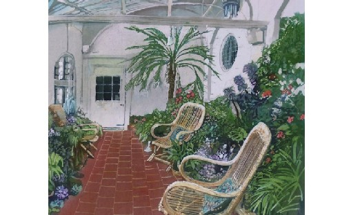 Conservatory, Standen House