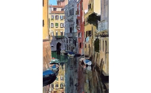 Venetian Reflection